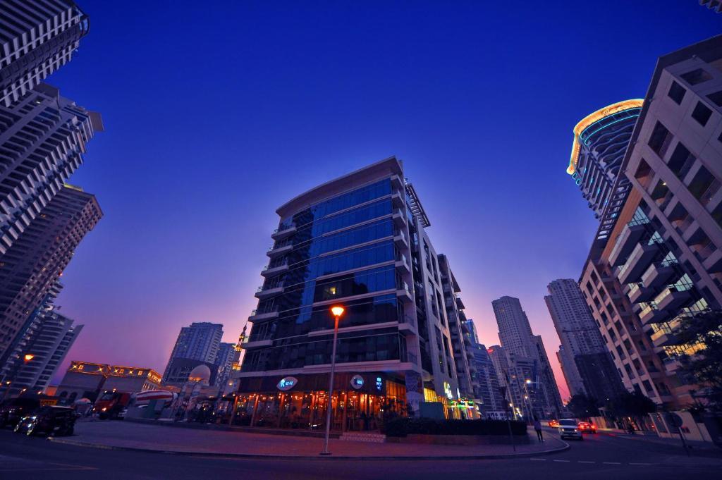 Condo Hotel Jannah Place Dubai Marina Uae Booking Com