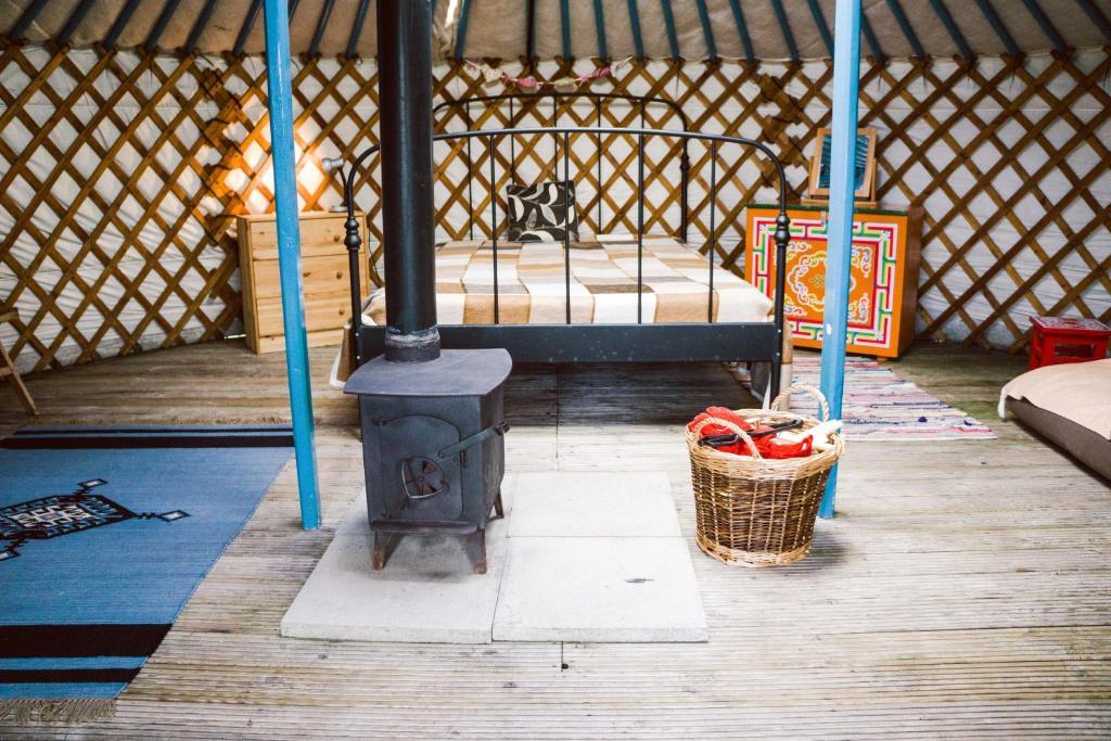 Somerset Yurts, Taunton – Updated 2018 Prices on
