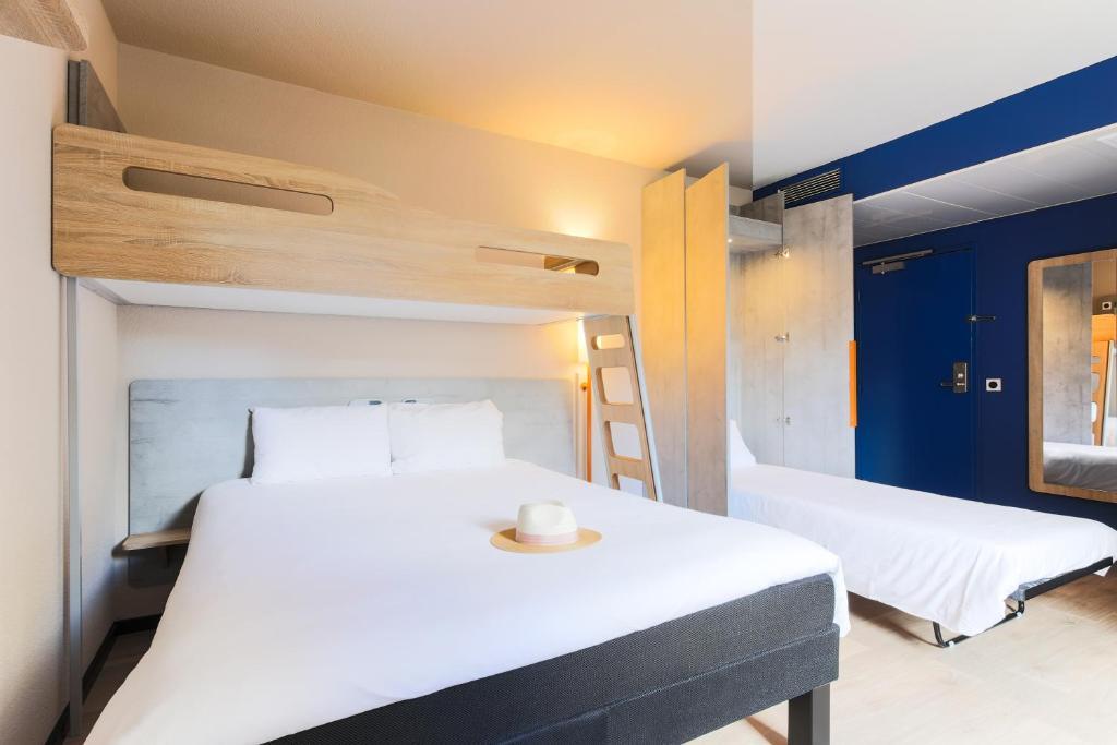 hotel ibis budget albi centre france. Black Bedroom Furniture Sets. Home Design Ideas