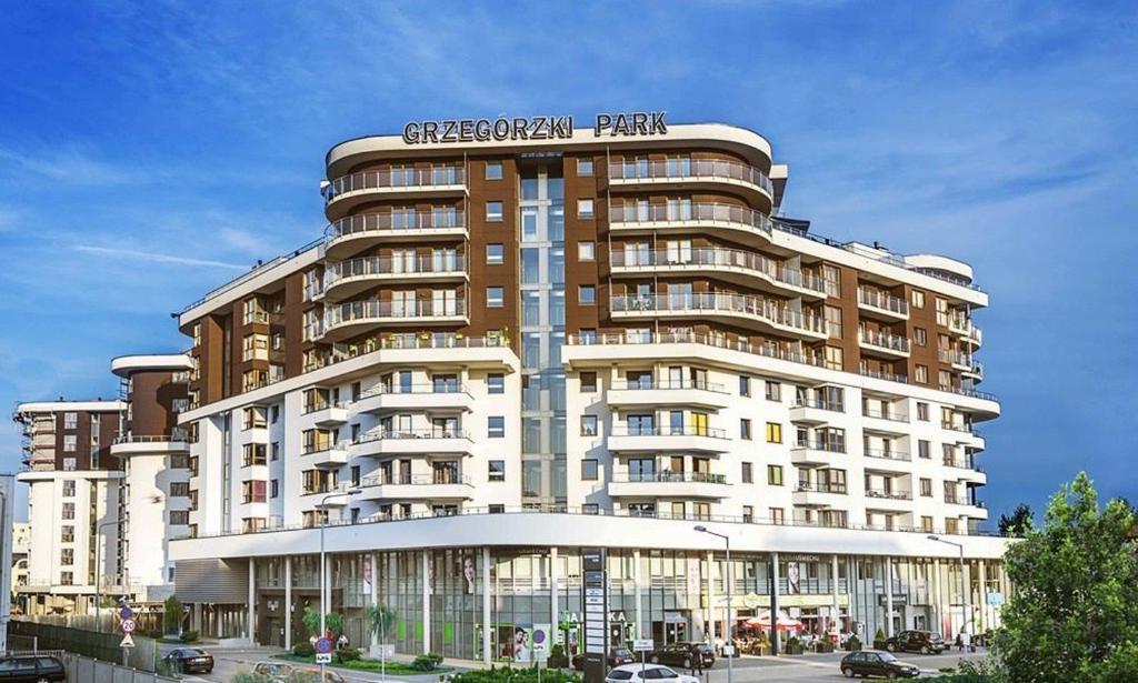 Apartamenty Grzegórzki Park Kraków Aktualne Ceny Na Rok 2019