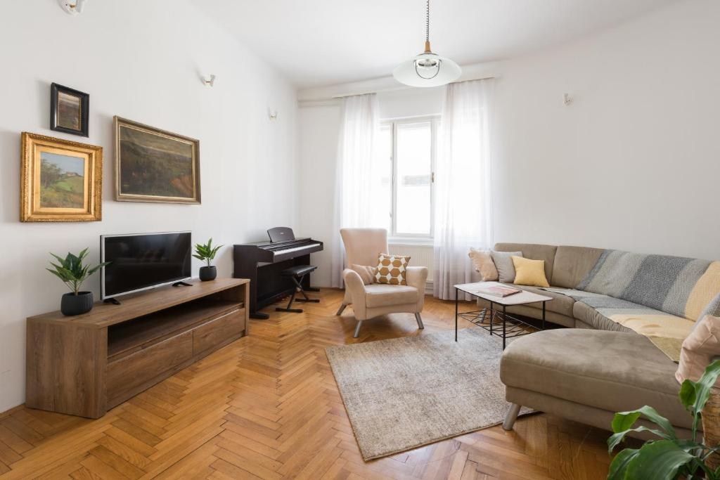 Apartment Ferent Ljubljana Slovenia