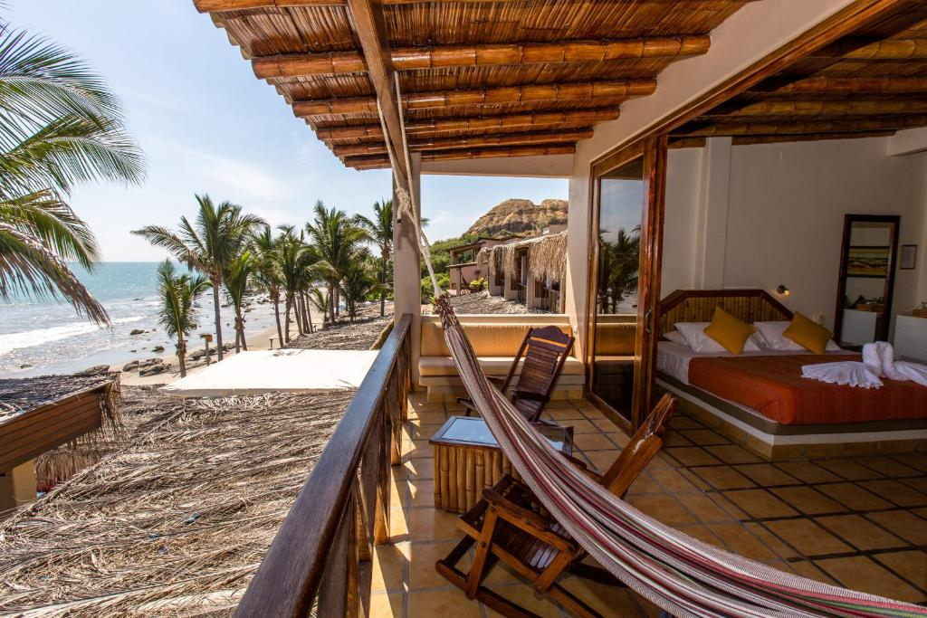 Playa bungalows m ncora peru - Casa de playa ...