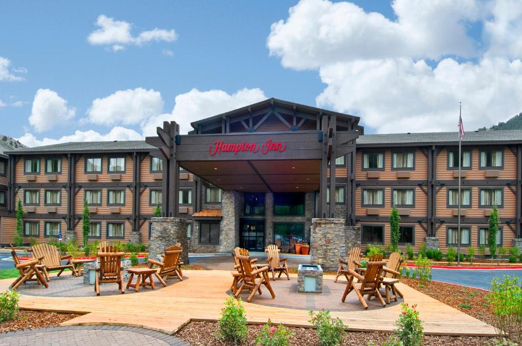 Hampton Inn Jackson Hole WY Booking