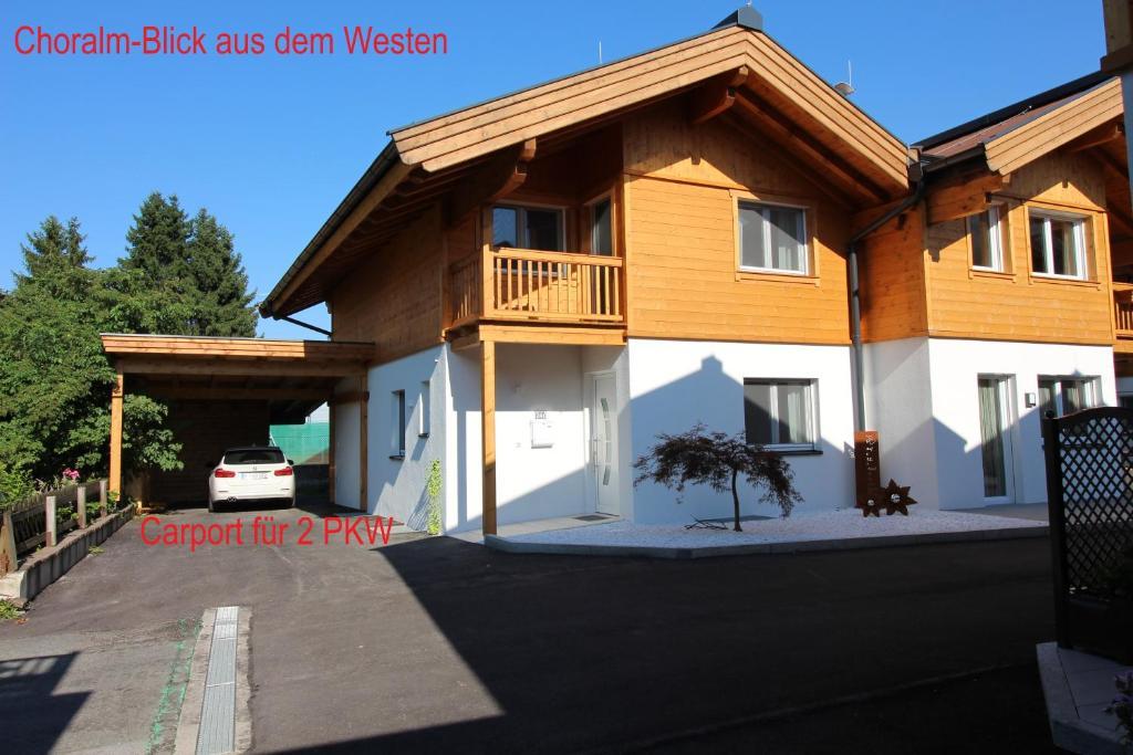 Ferienhaus Choralm-Blick (Österreich Brixen im Thale) - Booking.com