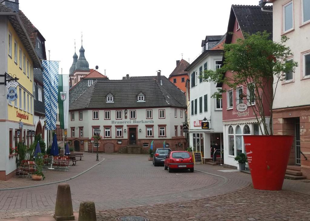 Ferienwohnung Ferienwohnung Rost Deutschland Amorbach Bookingcom