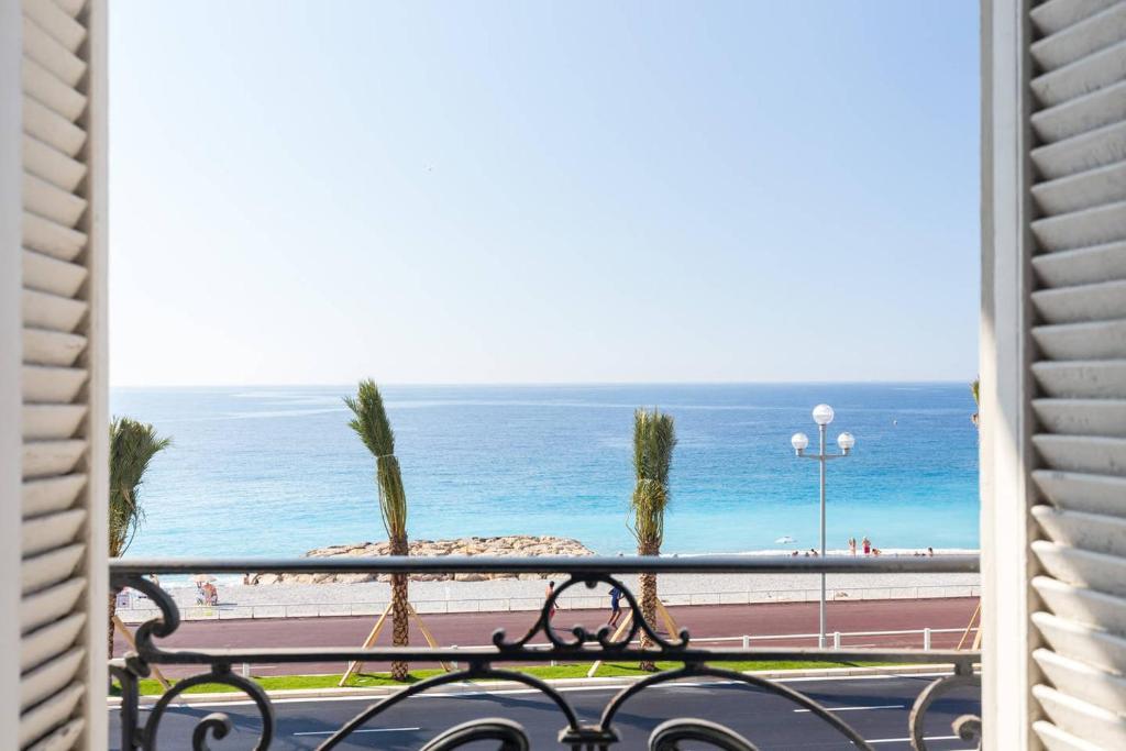 Appart Hotel Nice Vue Mer