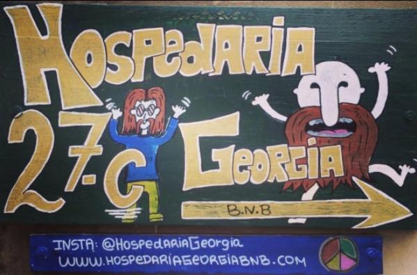 Hospedagem Georgia BnB