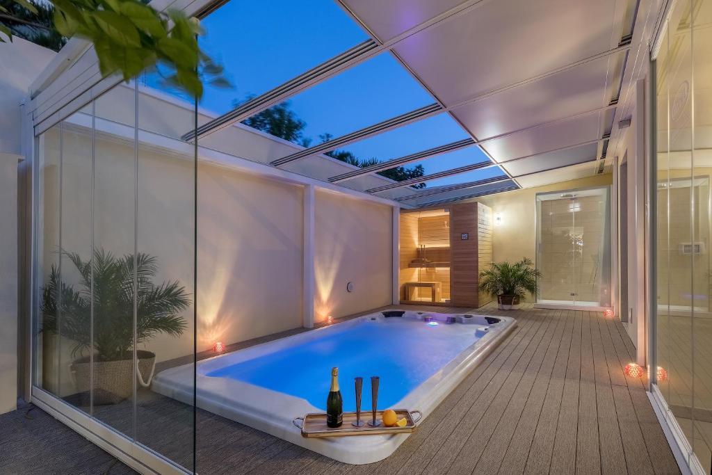 Bagno Di Casa Come Una Spa : Felice sud private spa lecce u prezzi aggiornati per il