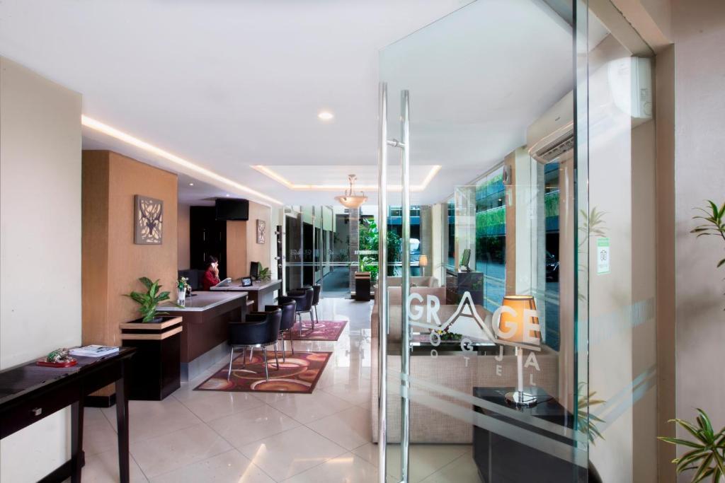 Grage Jogja Hotel Yogyakarta Indonesia Booking Com