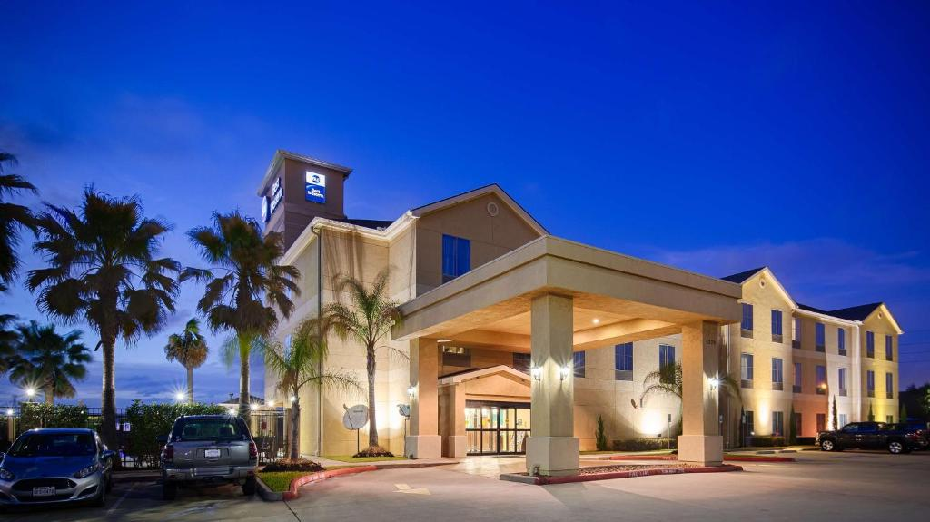 hotel best western sugarland sugar land tx. Black Bedroom Furniture Sets. Home Design Ideas