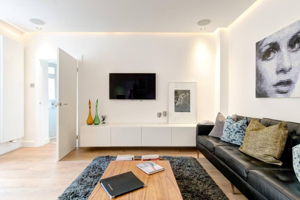 Posedenie v ubytovaní The Greyfriars Apartment