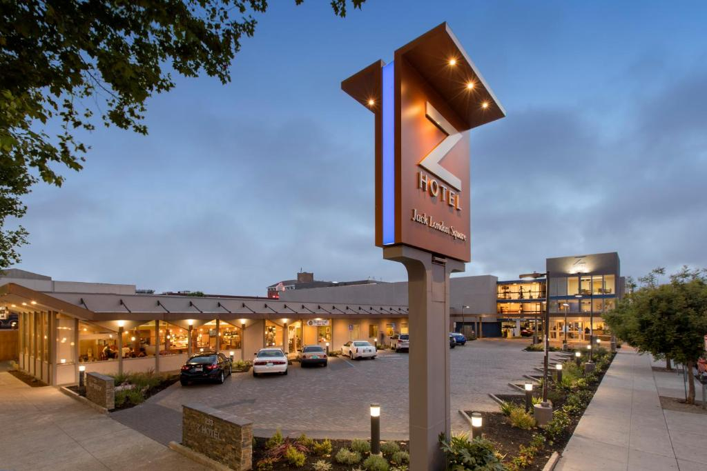 Z Hotel Jack London Square Oakland Ca Booking Com