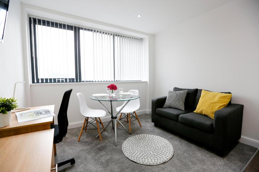 Apartment Studio In The Heart Of Manchester Uk Booking Com