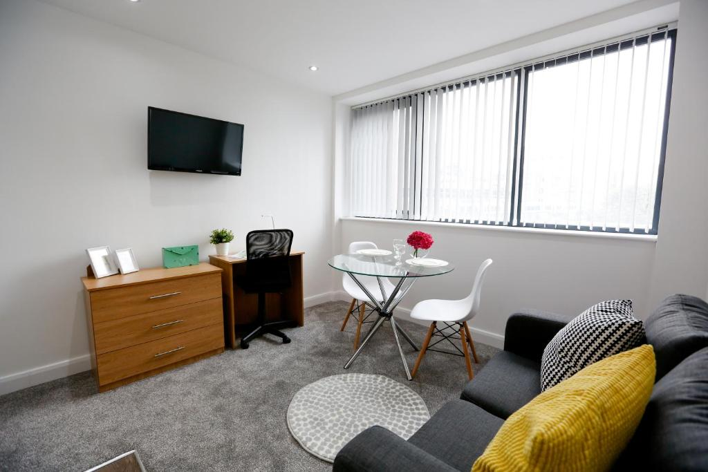 Studio Apartment Manchester apartment studio in the heart of manchester, uk - booking