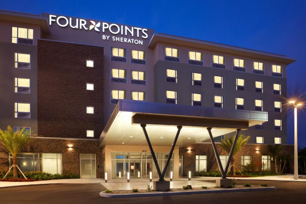 hotel four points by sheraton miami airpo fl. Black Bedroom Furniture Sets. Home Design Ideas