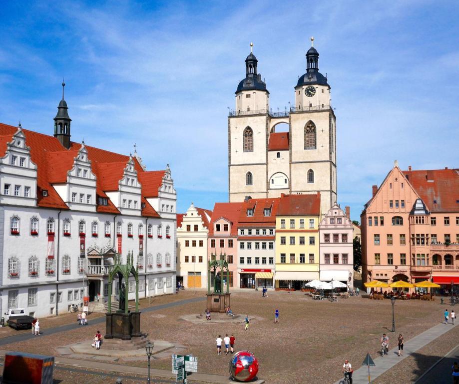 Apartment Ferienwohnung In Wittenberg Lutherstadt