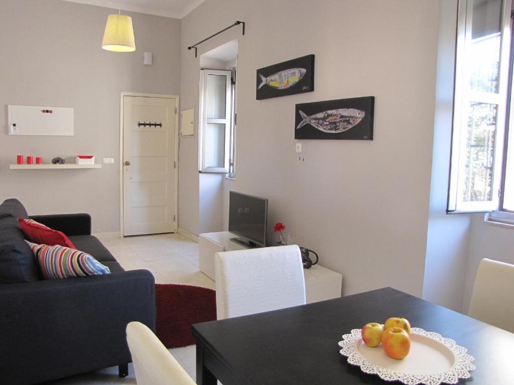 Appartement Calme Alfama Lisbon Updated 2018 Prices # Meuble Tv Fado
