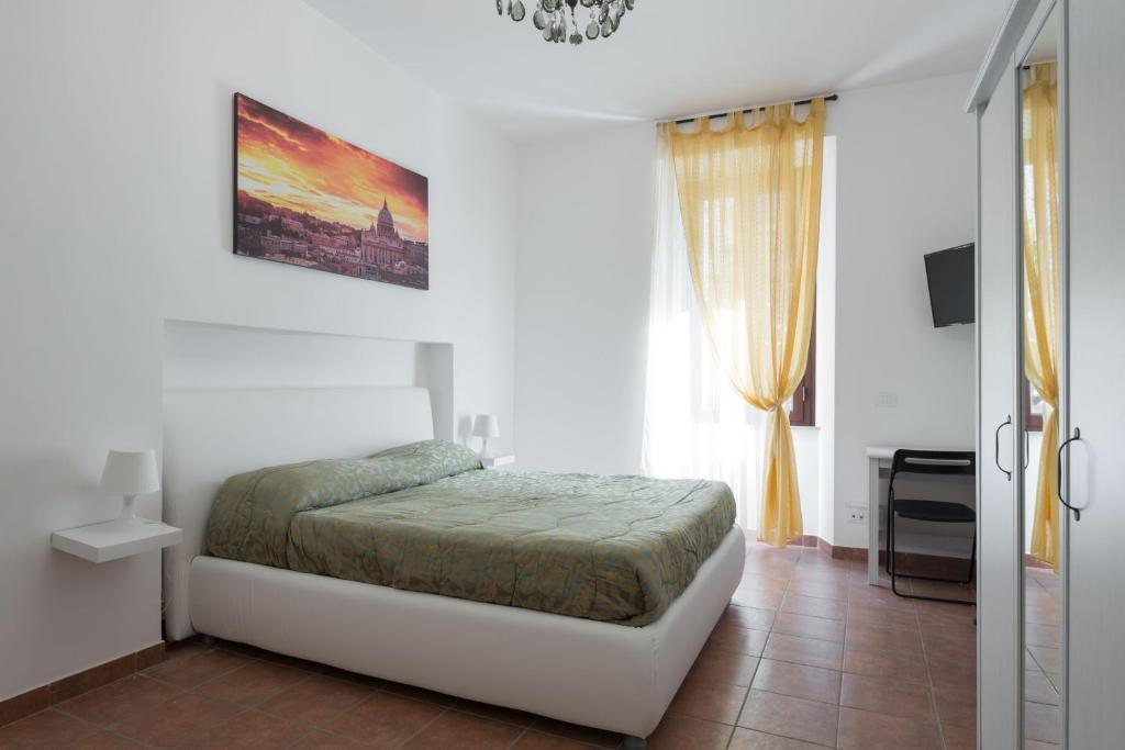 Vacation Home Cornelia Penthouse, Rome, Italy - Booking.com