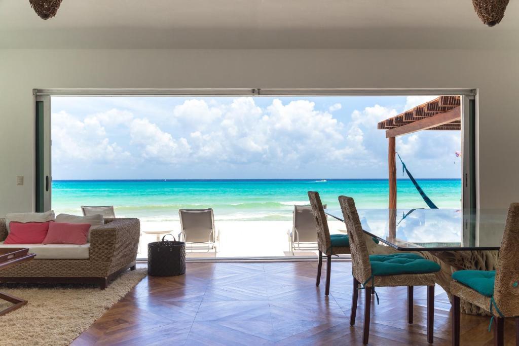 Vacation Home Beach Front House Casa Marmol Playa Del