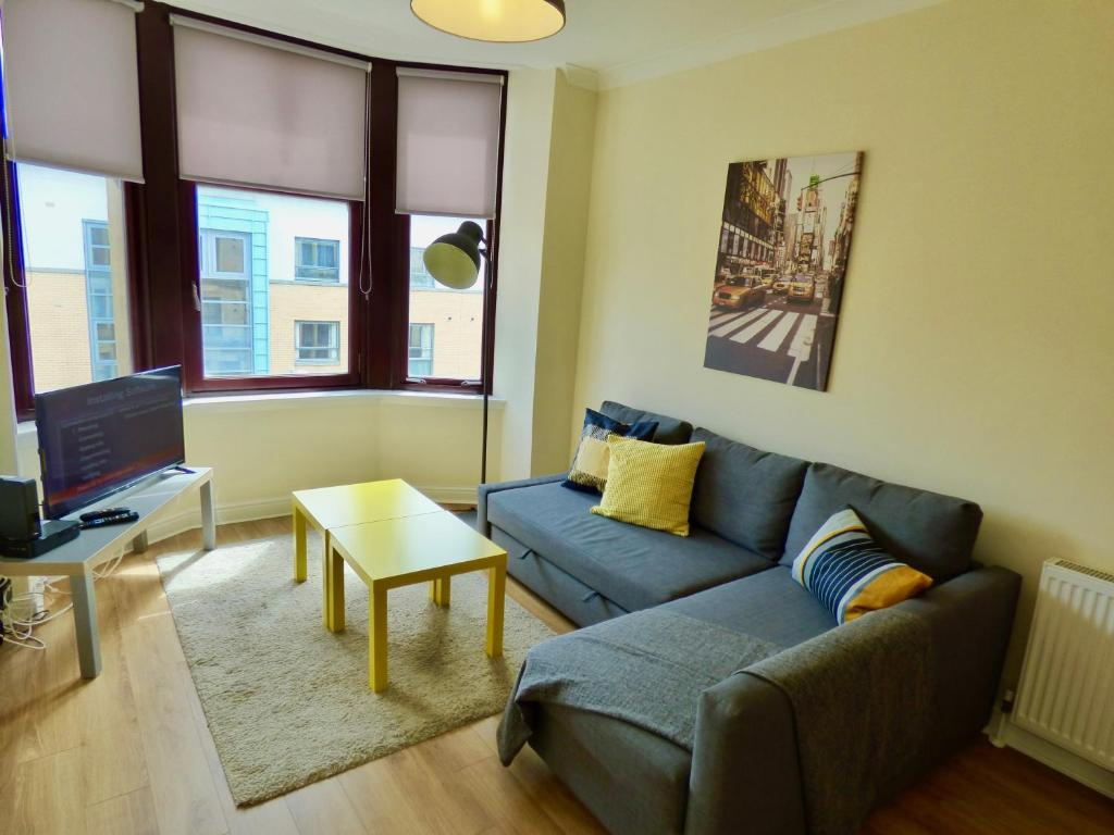 apartment the murano glasgow uk booking com