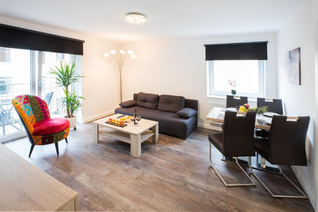 Condo Hotel Living 28 Aachen Germany