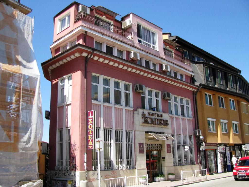Хотел Киев - Велико Търново