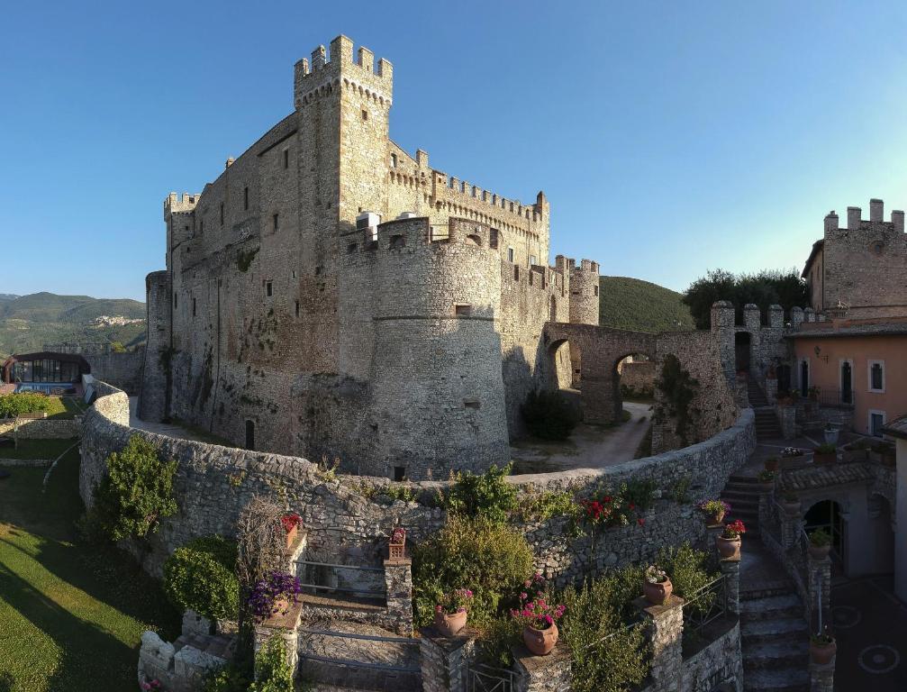 Castle Hotel Roma