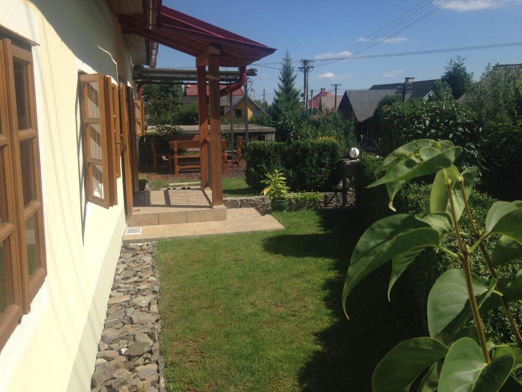 holiday home banícky dom pod zvonicou štiavnické bane slovakia