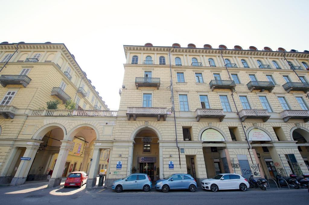 Best western crystal palace hotel turin italy for Hotel san salvario torino