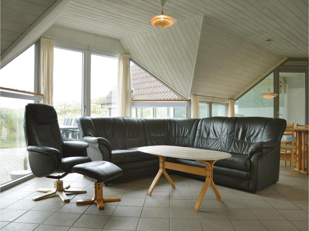 Holiday Home Kr Degns Vej Ringk Bing Ii Dinamarca Klegod  # Jutlandia Muebles