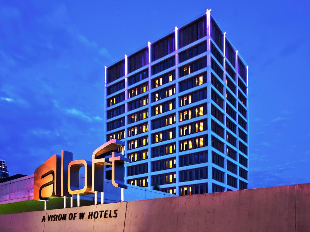 Aloft Tulsa Downtown Reserve Now Gallery Image Of This Property