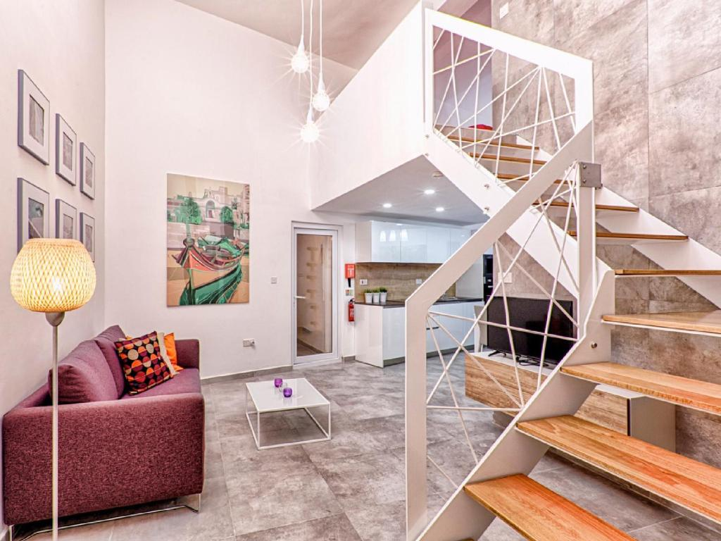 vacation home designer finished maisonette mellieħa malta