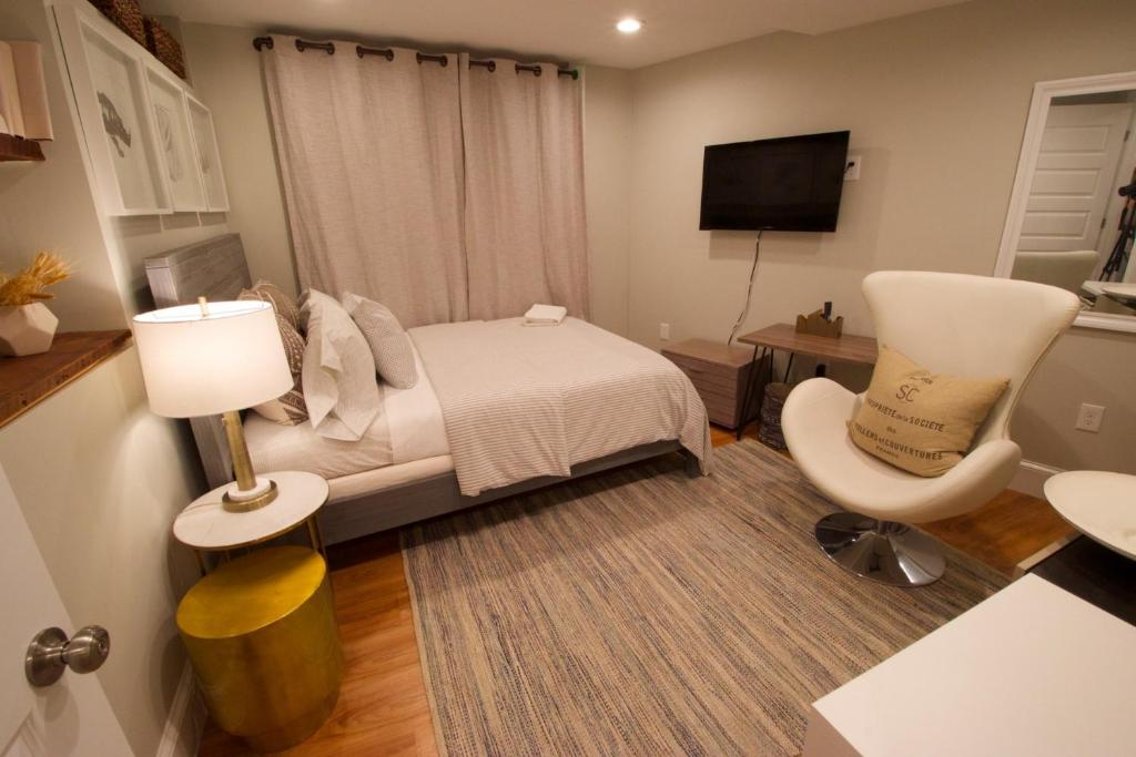 Apartment Gorgeous Unique 3BR/3BA Duplex North End (M-G), Boston, MA ...