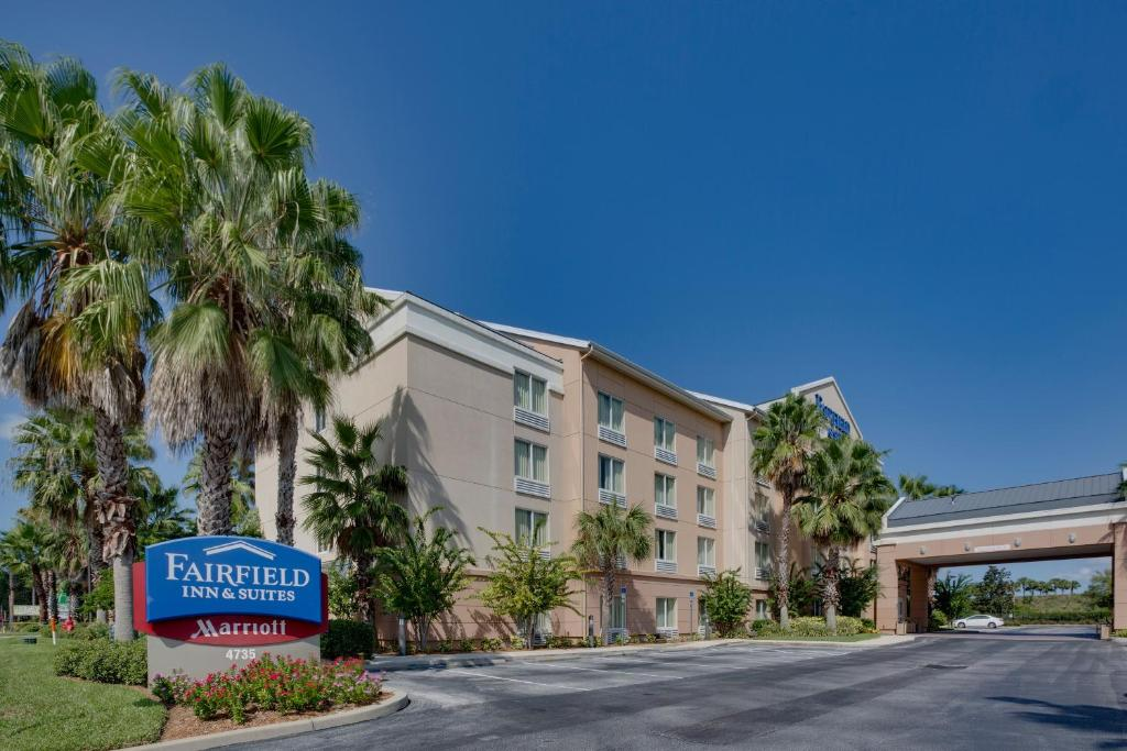 Fairfield Inn Kennedy Space Center Usa Titusville Bookingcom