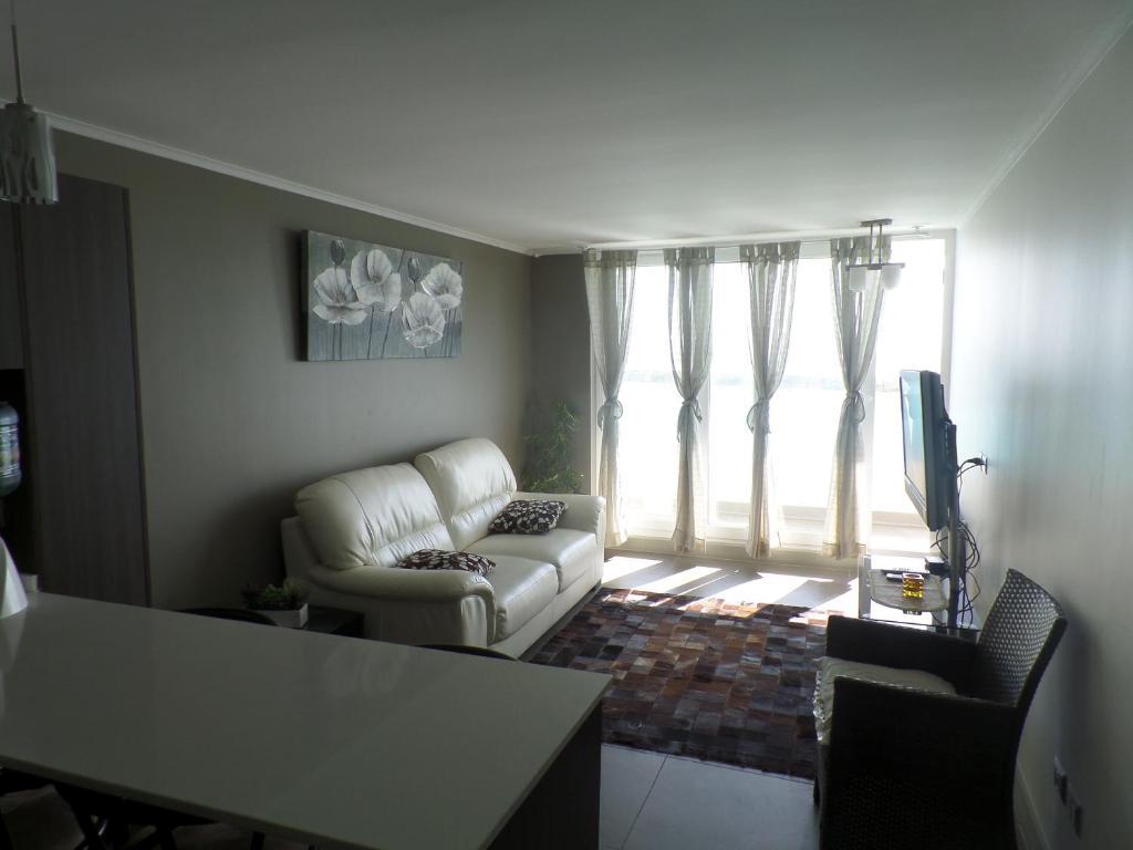 Apartamento En Laguna Del Mar Resort La Serena La Serena Harga  # Muebles M Arenas Sesena