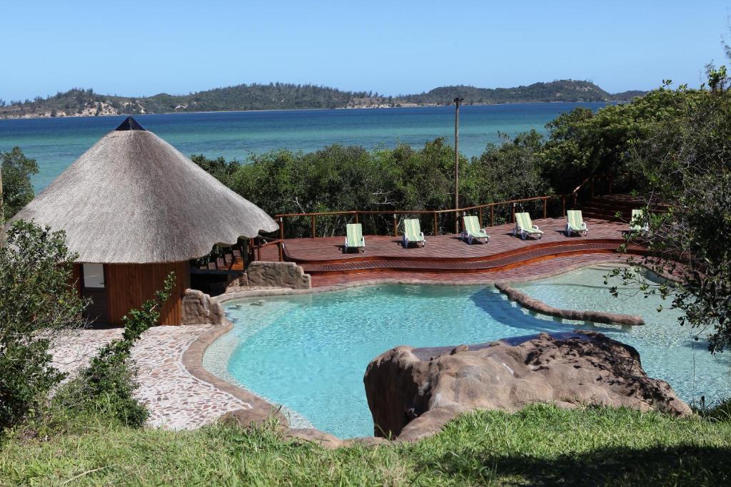 Humula Beach Resort Vila Praia Do Bilene Mozambique Bookingcom
