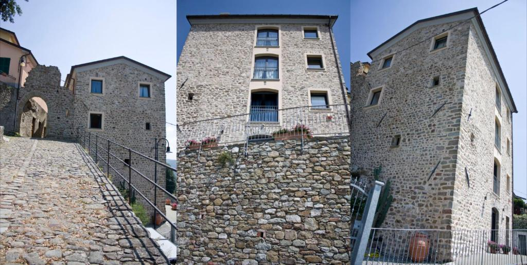 Ferienhof Al Castello Da Annamaria Italien Beverino Booking Com