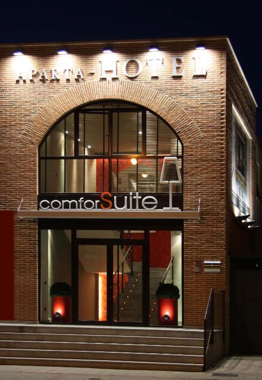 Aparthotel Comforsuite imagen