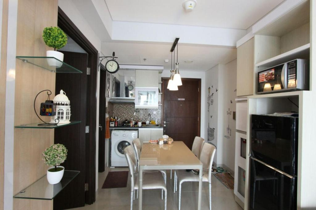 Apartment Interior Design Jakarta cozy apartment at aspen, jakarta, indonesia - booking