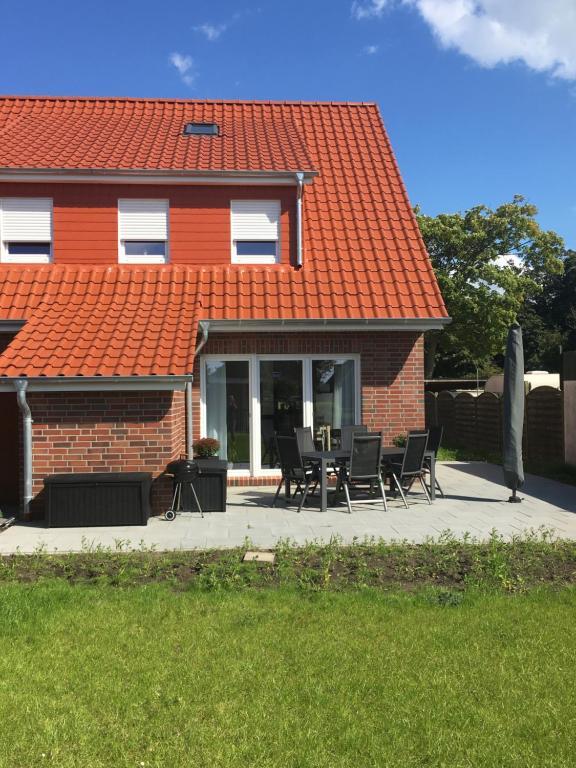 Ferienhaus Nordsee Wangerland Deutschland Minsen Booking Com