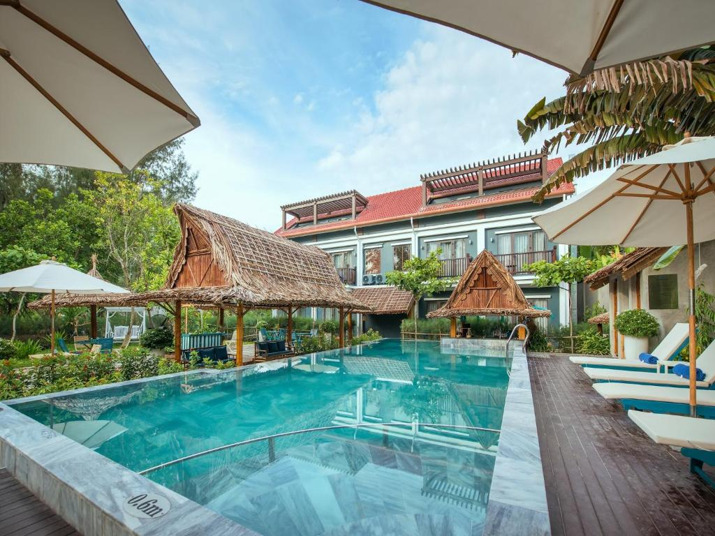 Aira boutique hoi an hotel spa vietnam for Design boutique hotel hanoi