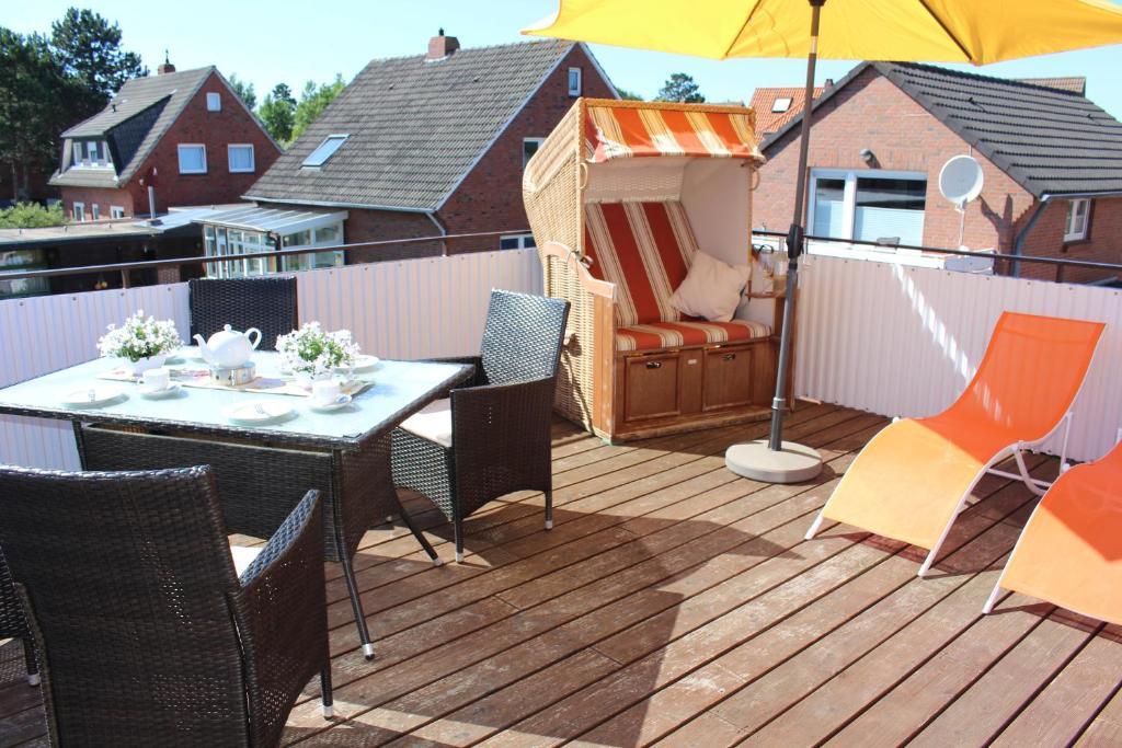 Ferienwohnung Haus Deutsche Bucht Deutschland Borkum Bookingcom