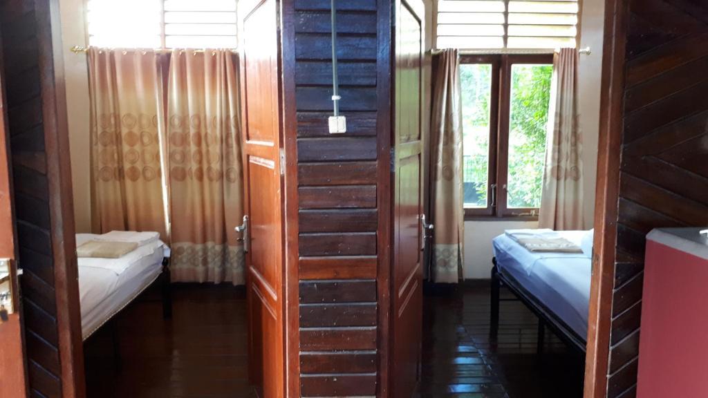 Un ou plusieurs lits dans un hébergement de l'établissement Rifalda