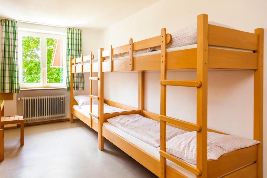Etagenbett Jugendherberge : Etagenbett im vierbettzimmer bild von generator hostel hamburg