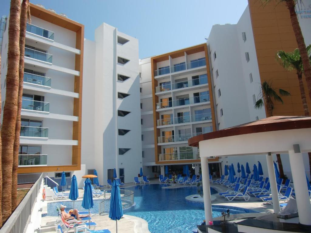 Кипр - остров Афродиты! Прекрасный отель 4* для семейного отдыха!