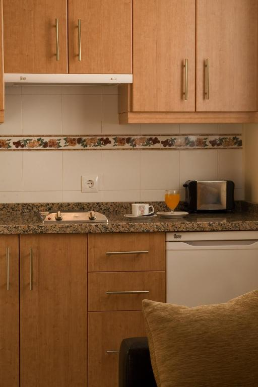 Apartamentos la Fuente fotografía
