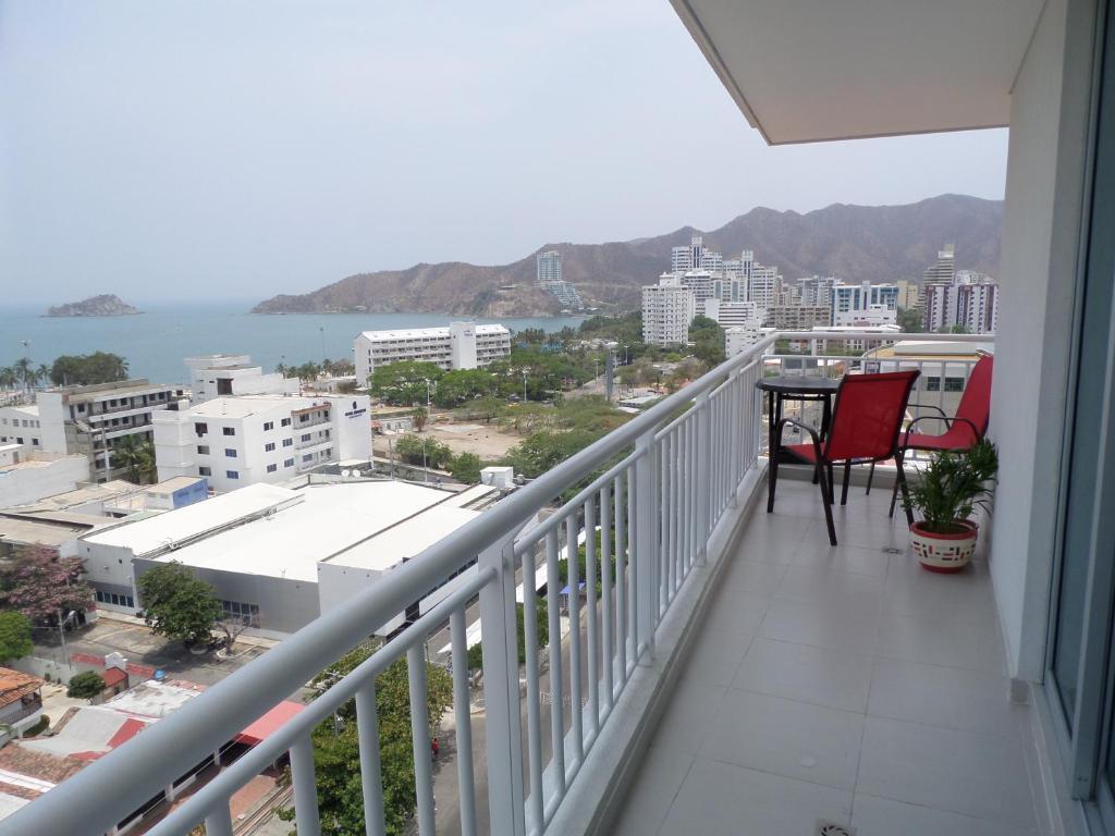 Apartments In Barrio Norte Magdalena