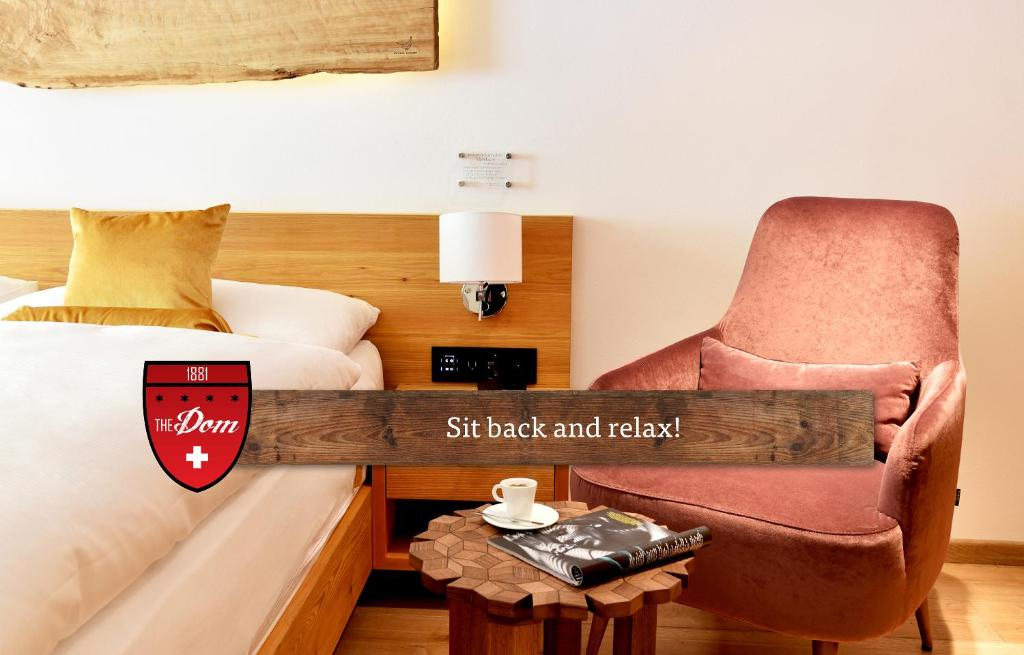 Dom Hotel Collection Saas Fee Switzerland