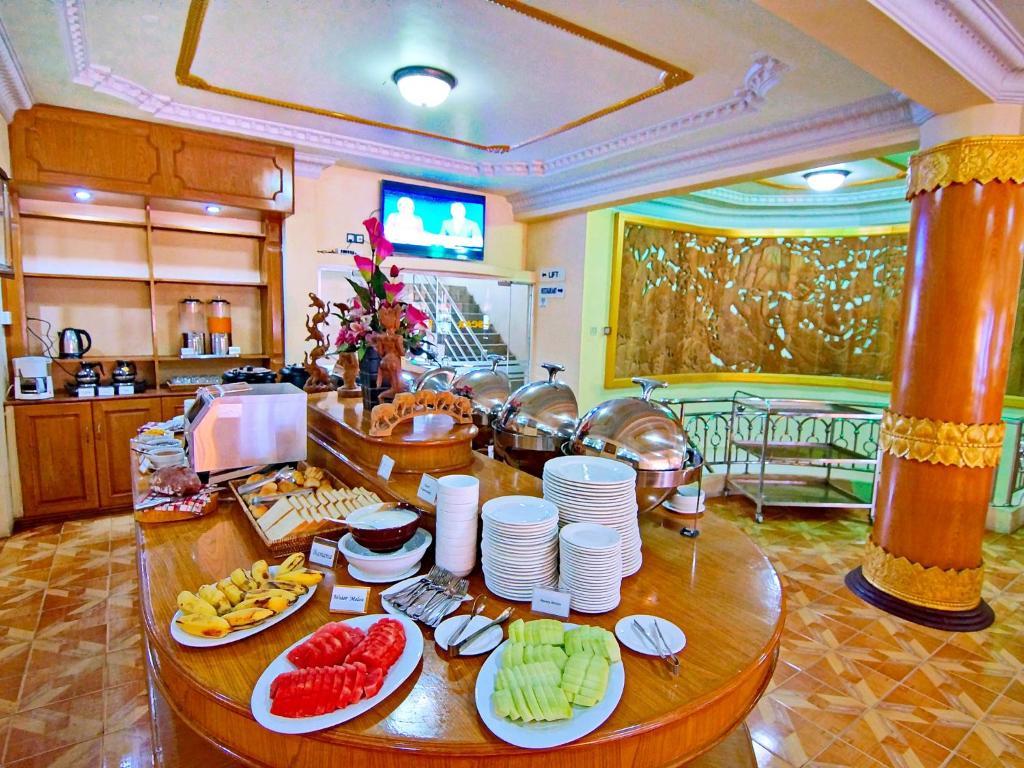 Smart Hotel  Mandalay  Myanmar