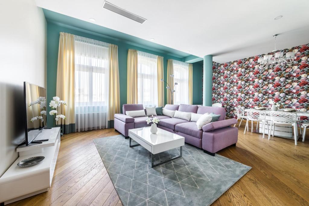 Design Apartments Riga Property Riga Old Town V.i.papartment Latvia  Booking